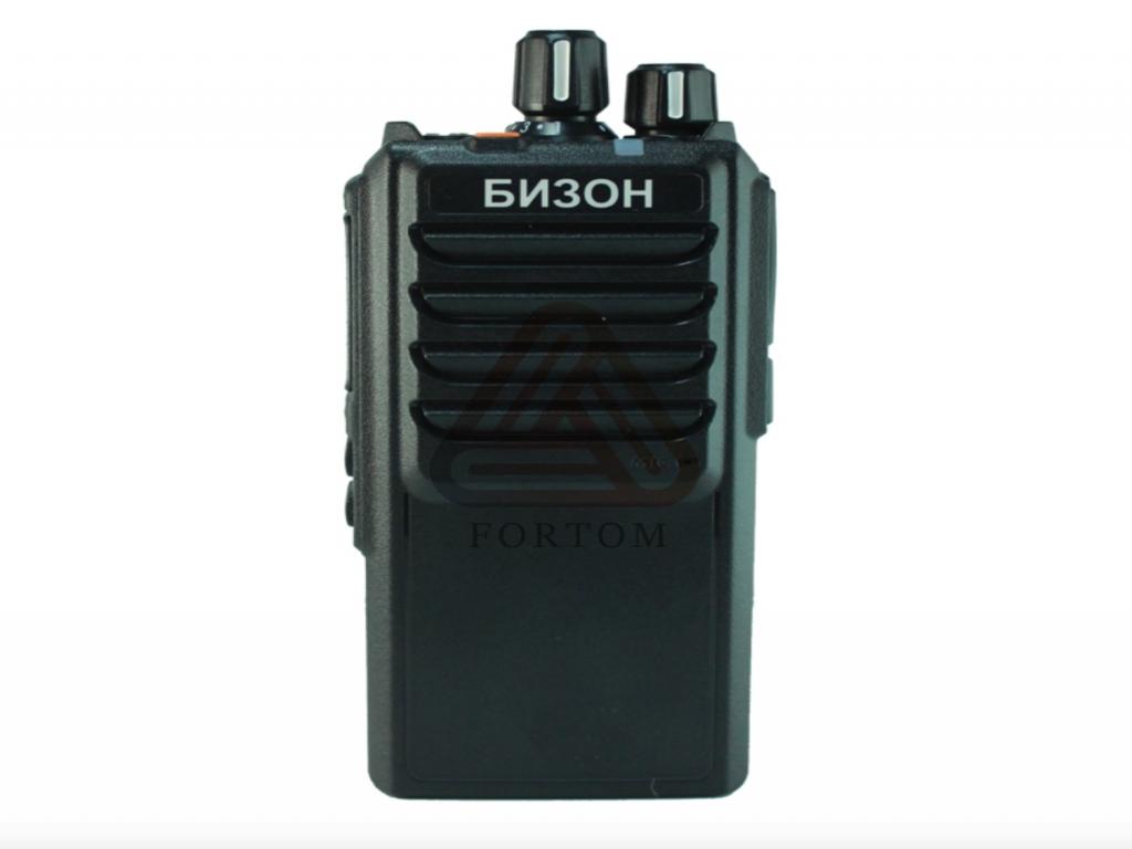 Портативная радиостанция БИЗОН КТ65 UHF