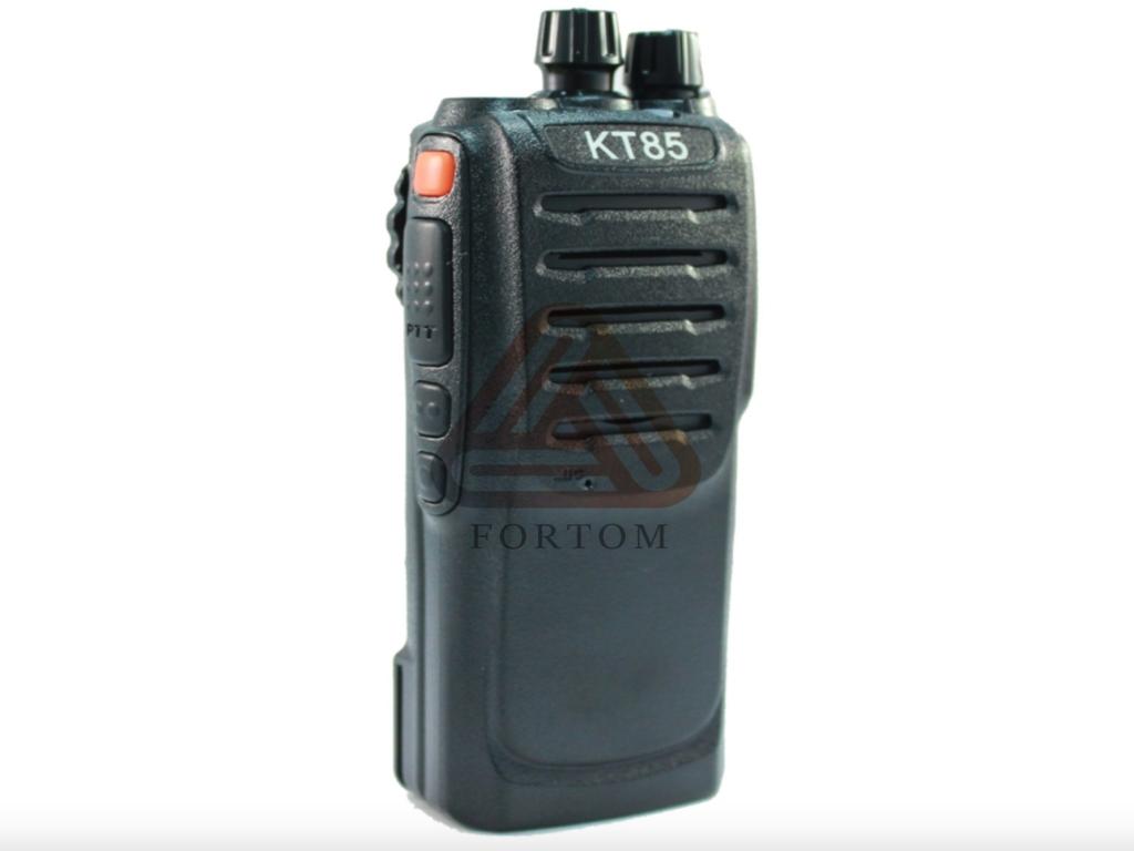 Портативная радиостанция БИЗОН КТ85 UHF