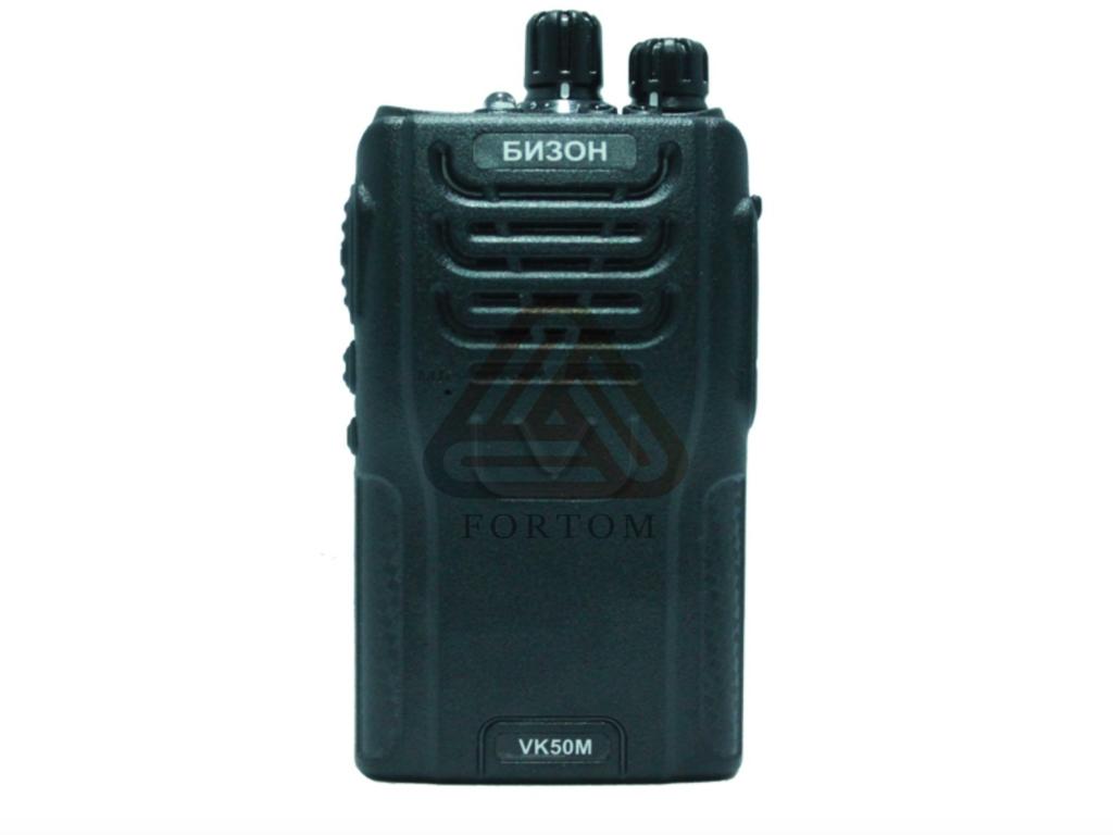 Портативная радиостанция БИЗОН VK50M