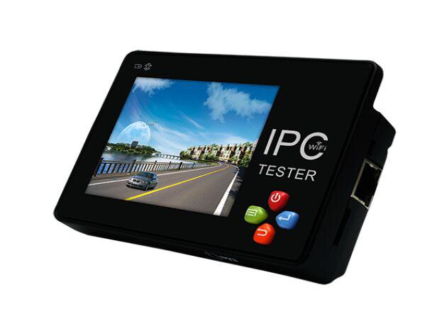 Сервисный монитор IP камер IPTEST 04