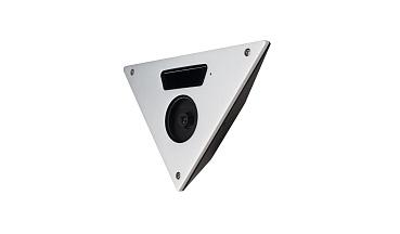 Антивандальная камера видеонаблюдения RVi-C311T (2.9 мм) для углового монтажа с ИК-подстветкой
