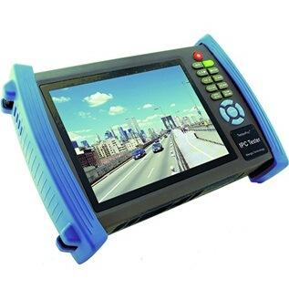 Многофункциональный видеотестер AVT IPTEST 8600 CTA-ALL